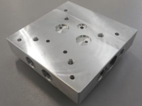 precision machining for hydraulics