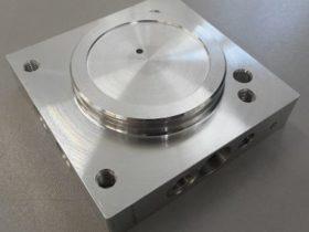 mecanizado CNC para hidráulica