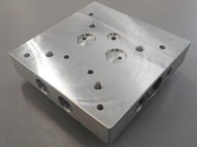mecanizado de precisión para hidráulica
