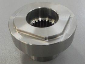 machining for hydraulics
