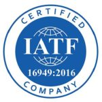 CNC machined quality certificate